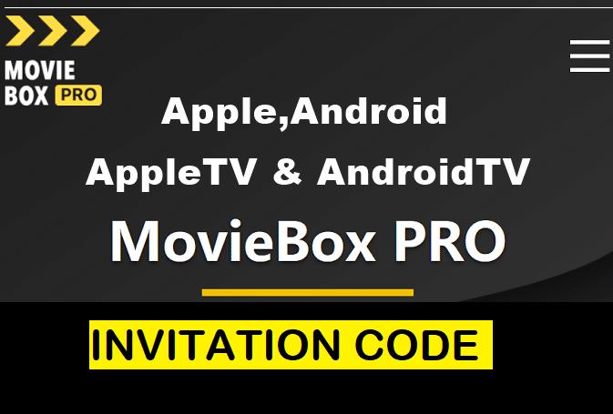 moviebox pro invitation code – MovieBox