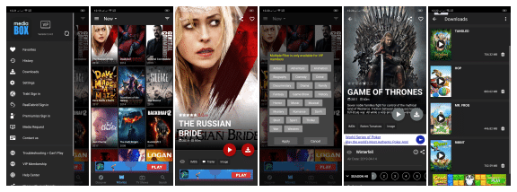 MediaBox HD Latest Version Download For iOS / Android [Update]